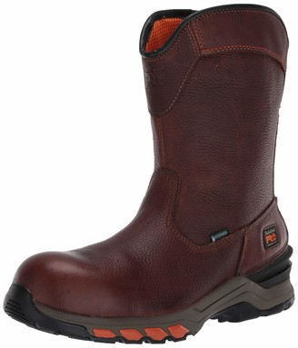 Timberland Men's Hypercharge Pull On Composite Safety Toe Waterproof Industrial Boot