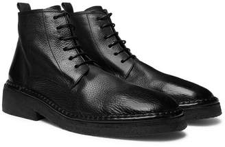 Marsèll Full-Grain Leather Boots