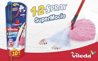 Vileda 1 – 2 Spray Supermocio