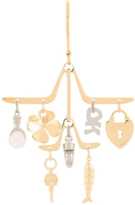 Lanvin Charm Chandelier Earrings