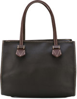 Moreau - zipped tote - men - Leather - One Size