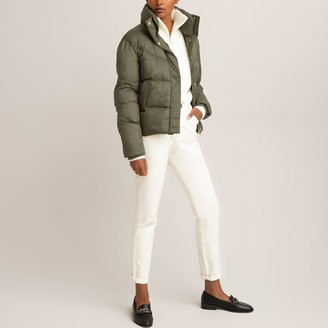 La Redoute Collections Padded Jacket with High-Neck