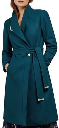 Ted Baker Ellgenic Long Belted Coat