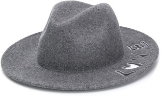 Paul Smith Cut Out Detail Hat
