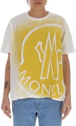 Moncler Maxi Logo T-Shirt