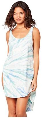 L-Space LA Cover-Up (Tidal Wave Tie-Dye) Women's Swimwear