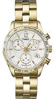 Timex Kaleidoscope Chicago Women's Quartz Watch with Silver Dial Chronograph Display and Silver Stainless Steel Bracelet T2P059