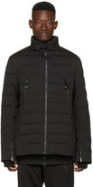 Y-3 Black Matte Down Jacket