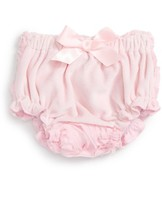 Mud Pie Infant Girl's Chiffon Rosette Bloomers