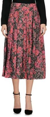 Caractere 3/4 length skirt