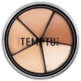 Temptu Silicon Based Concealer Wheel pro Airbrush Makeup Product by