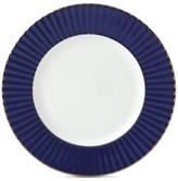Lenox Pleated Colors Navy Salad Plate
