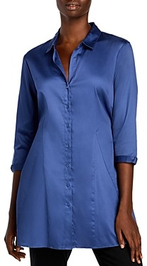 Nic And Zoe Plus Nic + Zoe Plus Santa Monica Tunic Blouse