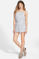 Billabong 'Swept Away' Romper (Juniors)