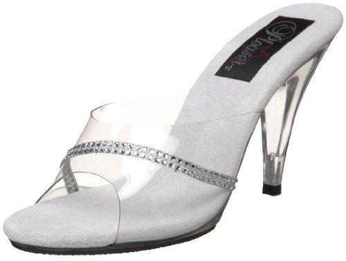 Pleaser USA Women's Caress 401R Sandal