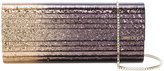 Jimmy Choo Sweetie glittered clutch - women - Plexiglass - One Size