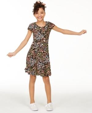 Epic Threads Big Girls Heart Dress, Created for Macy's