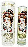 Ed Hardy Love&Luck/Christian Audigier Edp Spray 3.4 Oz (W)