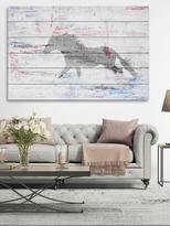 Parvez Taj Grey Horse Trot by Wood)