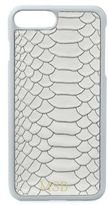 GiGi New York Personalized Python-Embossed Leather iPhone 7 Plus Case