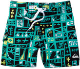 Quiksilver Blueprint Board Short (Baby Boys)