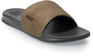 Reef One Men's Slide Sandals