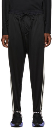 Y-3 Y 3 Black Stirrup Lounge Pants