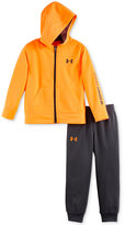 Under Armour 2-Pc. Track Suit, Toddler Boys (2T-5T) & Little Boys (2-7)