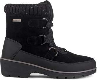 London Fog Sienna Lace-Up Waterproof Boots