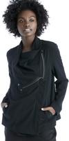 Sole Society Drape Front Jacket