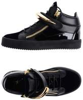Giuseppe Zanotti Design High-tops & sneakers