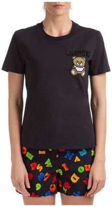 Moschino Beaded Teddy T-Shirt