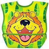 Dex Baby Dura-bib Big Mouth - (Cow, Duck, Lion, Turtle) 6-24 Months (Lion) by