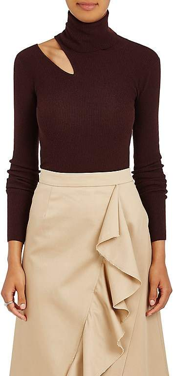 A.L.C. Women's Kara Merino Wool-Blend Turtleneck Sweater