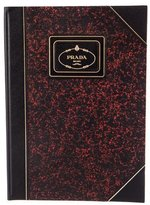 Prada Saffiano Leather Notebook