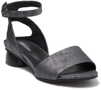Antelope Round Heel Ankle Strap Sandal