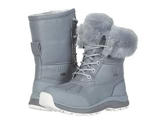 UGG Adirondack Boot III Fluff (Geyser) Women's Cold Weather Boots
