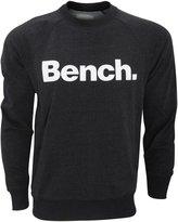 Bench Mens Introvert Long Sleeve Crew Neck Sweatshirt
