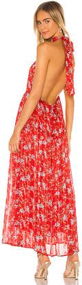 Sabina Musayev Hawaii Dress