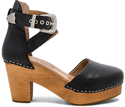 Free People Andorra Clog