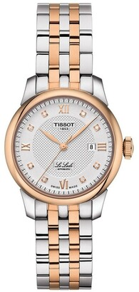 Tissot Le Locle Automatic Lady Watch T006.207.22.036.00
