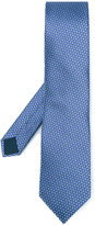 Lanvin geometric pattern tie - men - Silk - One Size