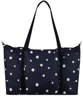 Black Rivet Womens Nylon Tote