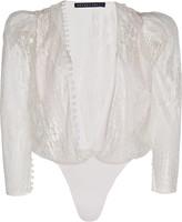 Zeynep Arçay Zeynep Arcay Lace Body Suit