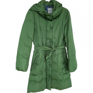 Max Mara Weekend Green Coat for Women