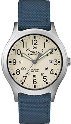 Timex Unisex TW4B13800 Expedition Scout 36mm Nylon Strap Watch