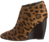 Pierre Hardy Wedge Booties w/ Tags