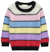 Simple Isotta Striped Jumper