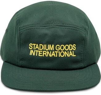 Stadium Goods Embroidered Logo Camp Cap