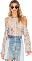 Twenty Crafted Mesh Top